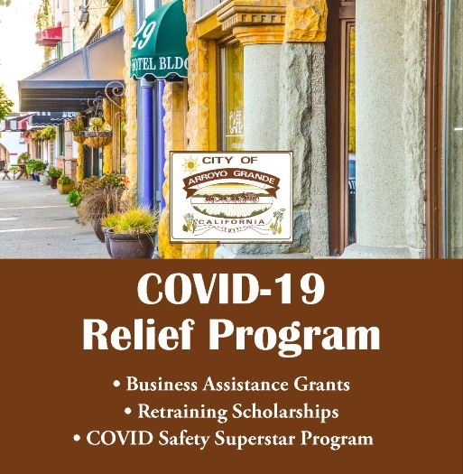 Covid Relief Fund Spotlight Ad_1