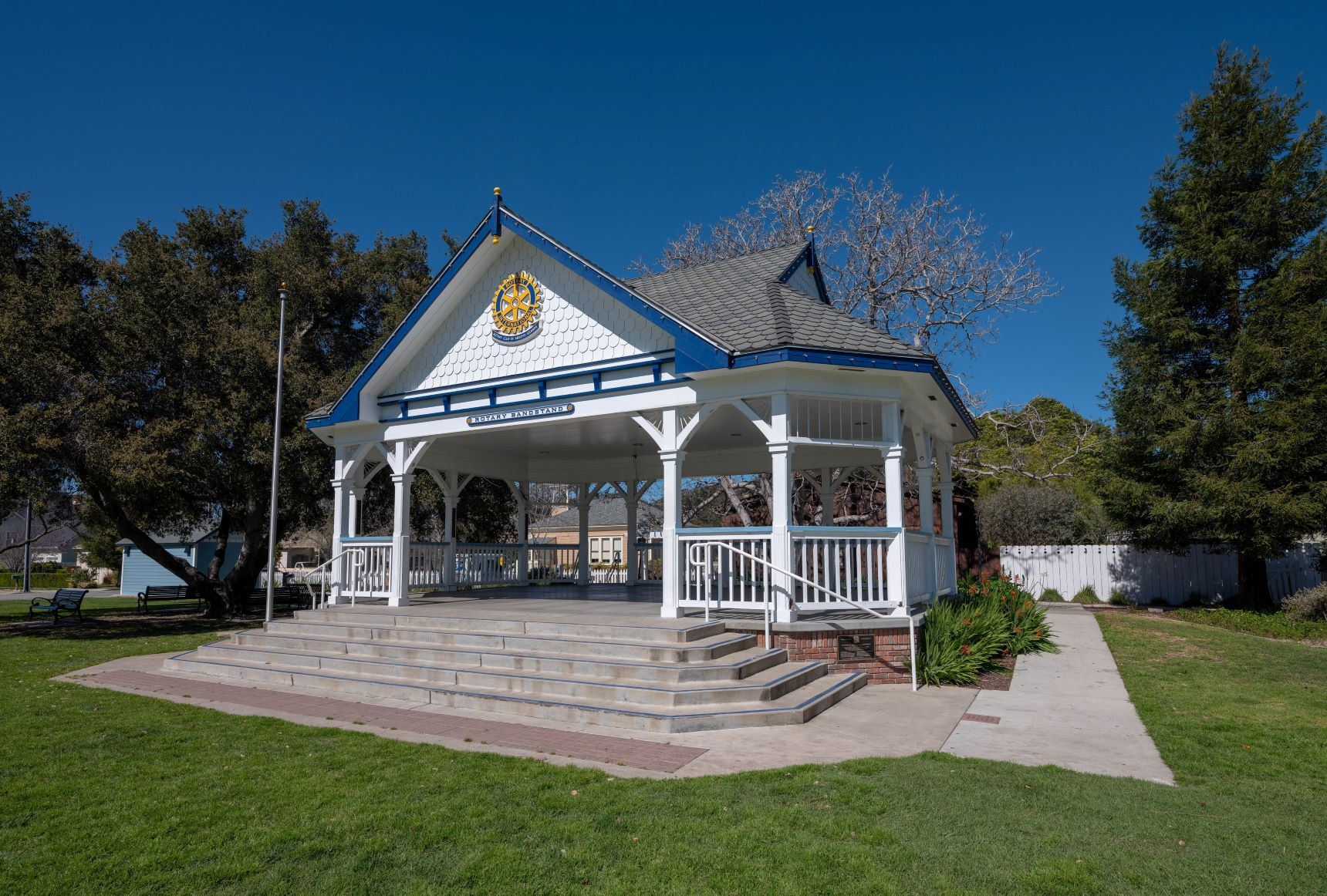 Rotary Bandstand